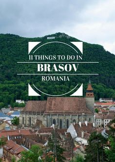 11 Essential Things to do in Brașov, Romania via @travelsewhere