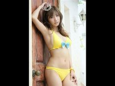 大島麻衣【ビキニ】画像集動画(Oshima Mai Swimsuit Image Collection Movie)