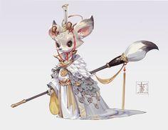ArtStation - White Deer, M ZM