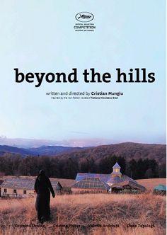 'Beyond the Hills' directed by Cristian Mungiu with Cosmina Stratan, Cristina Flutur, Valeriu Andriuta