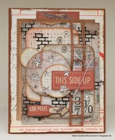 Lisas Kreative Univers: AIR MAIL