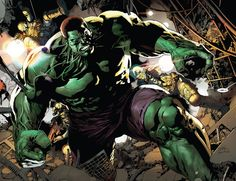 #Hulk #Fan #Art. (Indestructible Hulk, Vol.1: Agent of S.H.I.E.L.D.) By: Mark Waid. ÅWESOMENESS!!!™ ÅÅÅ+