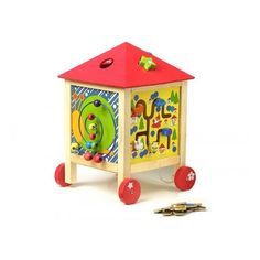 pomucka Gadgets, Toy Chest, Storage Chest, Outdoor Decor, Furniture, Home Decor, Google, Image, Woodworking Toys