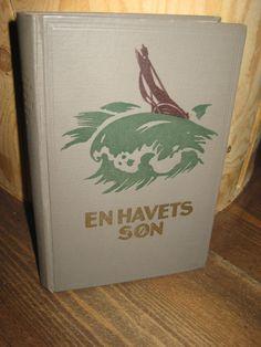 HANSEN, LARS: EN HAVETS SØNN.1. utgave 1928.