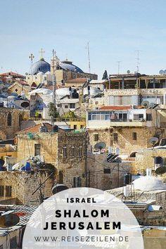 Israel - Die 1000 Facetten von Jerusalem Tel Aviv, Abu Dhabi, Jerusalem, Wadi Rum Jordan, Pictures Of Jordans, Kings Of Israel, Israel Travel, Outdoor Research, Most Beautiful Beaches