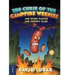THE CURSE OF THE CAMPFIRE WEENIES by David Lubar