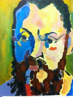 Henri Matisse -Andre Derain