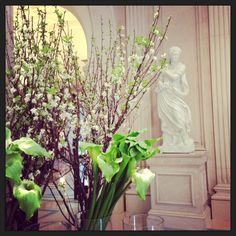 March 2013 Lobby Flowers