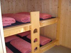 Schafler Gasthaus: Bunk bed room