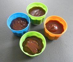 crème au chocolat en poudre au companion