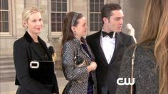Leighton Meester and Ed Westwick Photos Photos - The gang join forces at a party and the identity of Gossip Girl is revealed in the series finale. Included: memorable scenes from past seasons, plus interviews with the cast and producers. - Gossip Girl