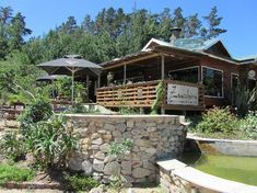 The Garden Route has become one of South Africa's top destinations: these restaurants are the best spots when visiting Knysna, Plett or Wilderness. Knysna, Top Destinations, Nature Reserve, Wilderness, South Africa, Gazebo, Restaurant, Outdoor Structures, Cabin