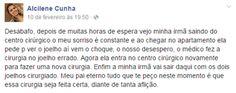 RN POLITICA EM DIA: MÉDICO OPERA JOELHO ERRADO. PACIENTE TEM QUE FAZER...