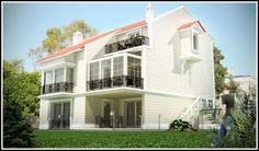 Başakşehir Villa Design by Dilek Karaman
