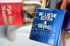 gefunden am Eisener Steg in #Frankfurt .