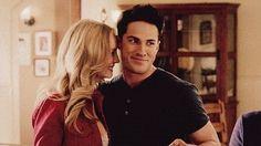 Tyler Lockwood | Caroline Forbes | The Vampire Diaries