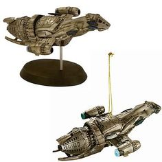 "Serenity Ornament: comes in full color and measures 3.5""W x 6""L. Included are a display base and a hanging hook. Available for $17.99 at EntertainmentEarth.com"