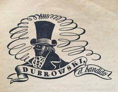 Libros antiguos: Dubrowski el bandido A. Puchkin (Editorial Estrella, Guerra…
