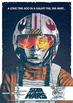 Magnificent Star Wars Illustrations & Drawings – From up North Star Wars Fan Art, Star Trek, Star Wars Pictures, Star Wars Images, Poster S, Star Wars Poster, Poster Ideas, Star Wars Wallpaper, Hd Wallpaper