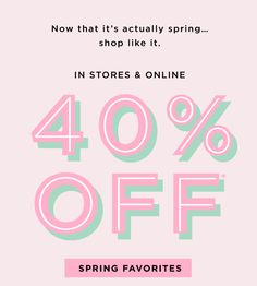 sale promotion Loft: Shop OFF spring favorites - sale Email Layout, Newsletter Layout, Email Newsletter Design, Mailer Design, Ad Design, Layout Design, Off Spring, Spring Sale, Loft Shop