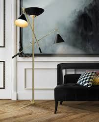 Your Industrial Loft Needs to Know These Modern Floor Lamps