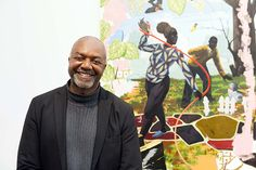 Kerry James Marshall: Mastry, the first museum retrospective of the Chicago artist's work.