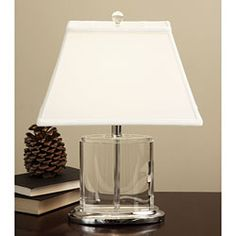 Shop for Crystal Oval Table Lamp. Get free shipping at Overstock.com - Your Online Home Decor Outlet Store! Get 5% in rewards with Club O!
