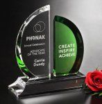 Quality corporate awards and sport trophies at affordable prices. Trophies, acrylic awards, crystal awards, wall plaques and more. Corporate Awards, Crystal Awards, Acrylic Awards, Half Circle, Wall Plaques, Crystals, Create, Emerald Green, Beauty