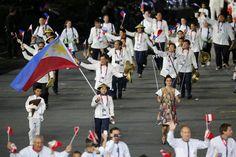 Philippines' Olympics Athletes