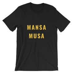 Mansa Musa Crewneck Purple