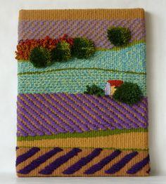 Weaving cornelia shep