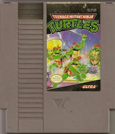 TMNT for NES