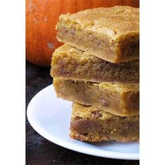 Cinnamon Chip Pumpkin Blondie Mix