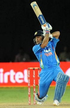 Mahendra Singh Dhoni, India's cricket captain, has pipped the likes of  'Sprint King' Usain Bolt, football star Wayne Rooney, tennis ace Novak  Djokovic and teammate Sachin Tendulkar in the latest list of world's 100  richest sportspersons, released by the Forbes magazine.