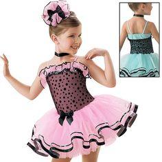 NEW Dance Skate Costume Tap Jazz Twirl Baton