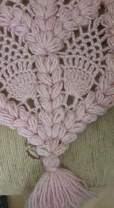 Best 12 How to für absolute – SkillOfKing. Crochet Wallet, Filet Crochet, Crochet Motif, Crochet Shawl, Hand Crochet, Crochet Stitches, Knit Crochet, Crochet Scarves, Crochet Clothes