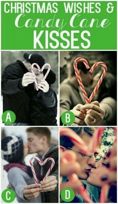I like these different poses of the heart candy cane (such as the angle and distance/close up)! (;
