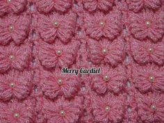 Cómo Hacer un gorro Cabbage Pach a crochet CORREGIDO /how to crochet cabbage patch hat - Crochet Ragdolls Crochet Doily Rug, Crochet Lace Edging, Baby Blanket Crochet, Crochet Yarn, Easy Crochet, Crochet Shrugs, Crochet Hood, Knitting Videos, Crochet Videos