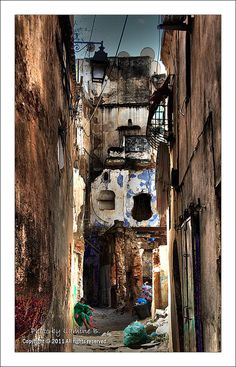 The other Casbah (Algeria)