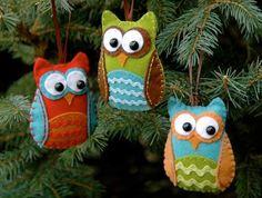 10 nouveaux ornements de Noël à coudre « Blog de Petit Citron                                                                                                                                                                                 Plus