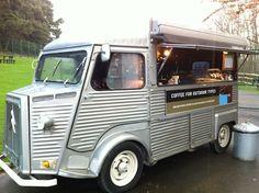 Coffee Van Love Coffee - Makes Me Happy