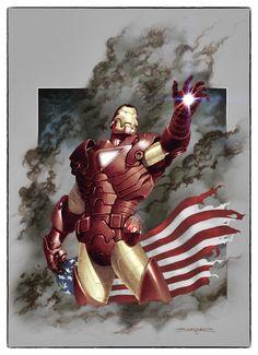 Iron Man by Angel Unzueta Scarlet Spider, Spider Gwen, Phil Noto, Simon Bisley, Julie Bell, Joe Madureira, Lady Deadpool, J Scott Campbell, Frank Cho