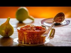 Μαρμελάδα σύκο - YouTube Pudding, Sweets, Homemade, Chocolate, Cooking, Youtube, Desserts, Recipes, Food