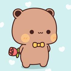 Cute Bunny Cartoon, Cute Kawaii Animals, Cute Animal Drawings Kawaii, Cute Cartoon Pictures, Cute Couple Comics, Cute Couple Cartoon, Cute Cartoon Characters, Cute Anime Character, Fictional Characters