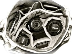 Camera Bag in sweet potato pie print Camera Bag Purse by DarbyMack, $128.00 Me want