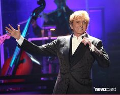 Barry manilow performs during the final date of his one last time barry manilow performs during the final date of his one last time tour on his birthday at barclays center in his hometown of brooklyn new york city bookmarktalkfo Image collections