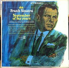 My favorite Frank Sinatra album.