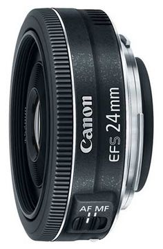 Объектив Canon EF-S 24mm f/2.8 STM ―  Fotofishka.ru - интернет магазин фототехники