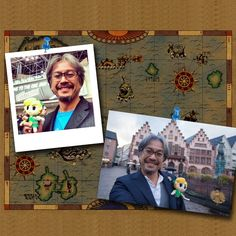 Eiji Aonuma on the road for A Link Between Worlds promo | #Zelda #ALBW #Nintendo   #3DS #2DS