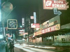 San Jose era asi de iluminado  anos 70s
